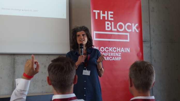 """Konferenz """"The Block"""": Die Blockchain, das Internet von 1991"""