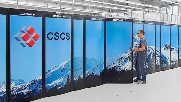Top500-Liste der Supercomputer: Schweiz macht Druck