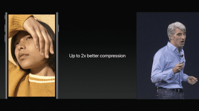 HEIF statt JPEG: iOS 11 soll Foto-Speicherplatzbedarf halbieren