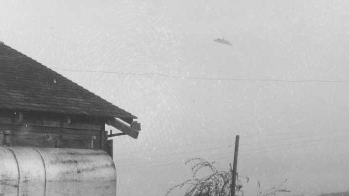 Vor 70 Jahren: Untertassen aus dem Weltall