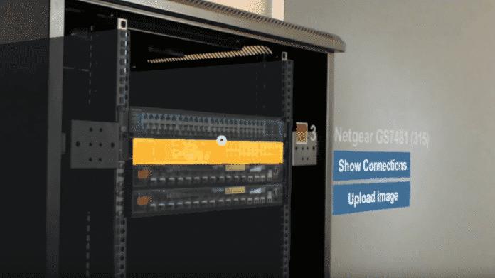 i-doit und Microsofts Hololens: Augmented Reality im Serverraum