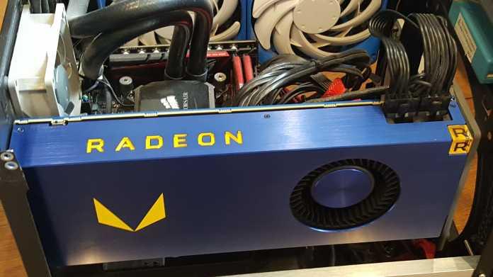 AMDs Marketing-Desaster: Weitere Vega-Benchmarks von Nutzern im Netz