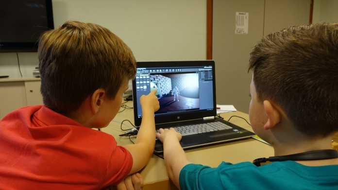 ComputerCamp in Hohegeiß: Code und Spiele