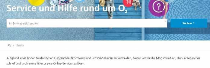 O2 verspricht mehr Service – die Nutzer sollens richten