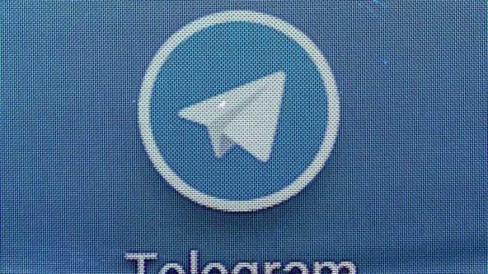 Messaging-Dienst Telegram