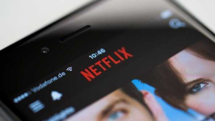 Netflix Schulden