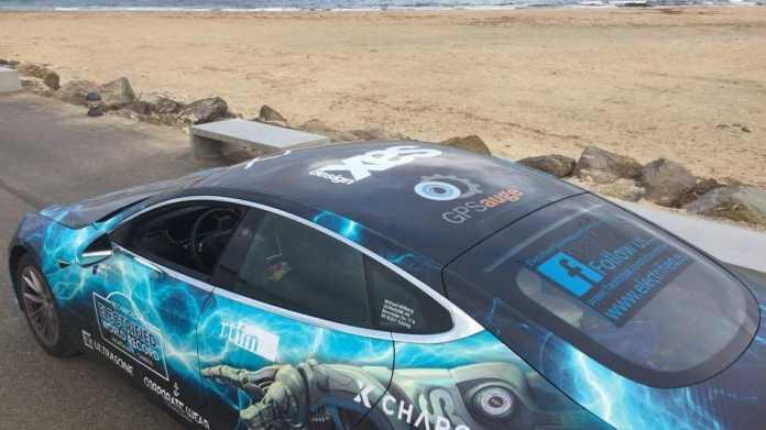 Electrified Recharged World Record Tour: In 86 Stunden vom Nordkap bis nach Tarifa