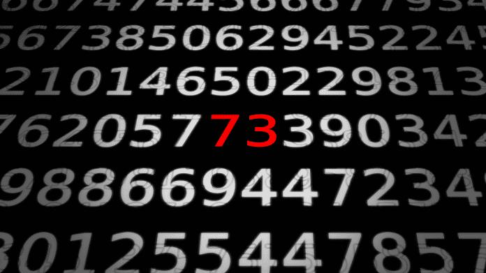 Zahlen, bitte! 73