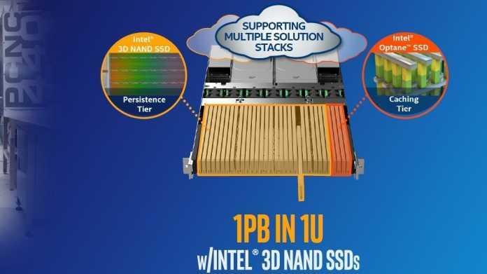 Intel: 1 PByte Flash in 1 HE
