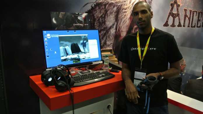 Unknown Fate: Erstes VR-Spiel mit Eye-Tracking