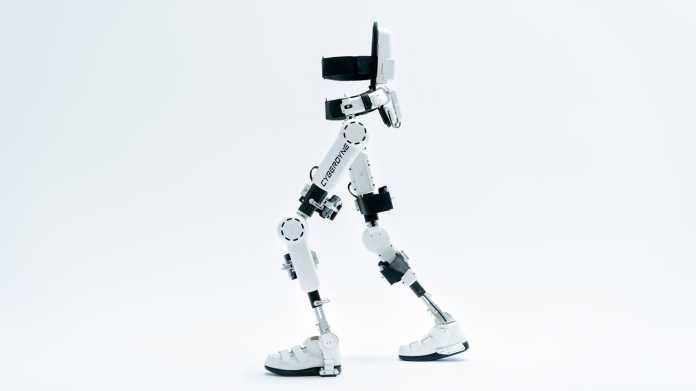 Exoskelett: Wieder gehen lernen