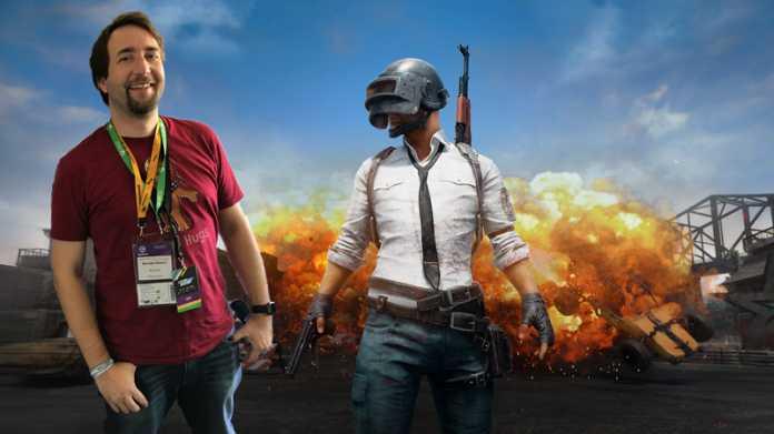 Interview mit Gaming-Superstar Playerunknown: Sein Leben, sein Spiel, seine Pläne