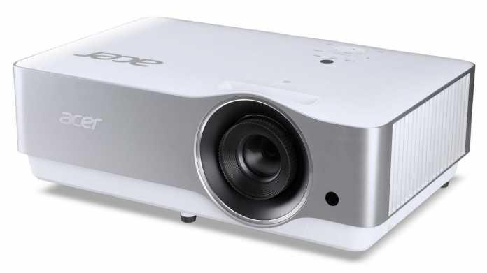 4K-Projektoren auf der IFA: Laser von Acer für 4000 Euro, Sony ab 5000 Euro