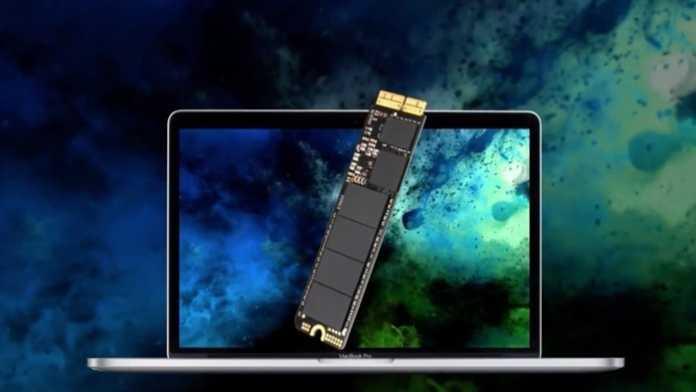Neue Austausch-SSDs mit PCIe-Gen-3.0-Unterstützung für den Mac