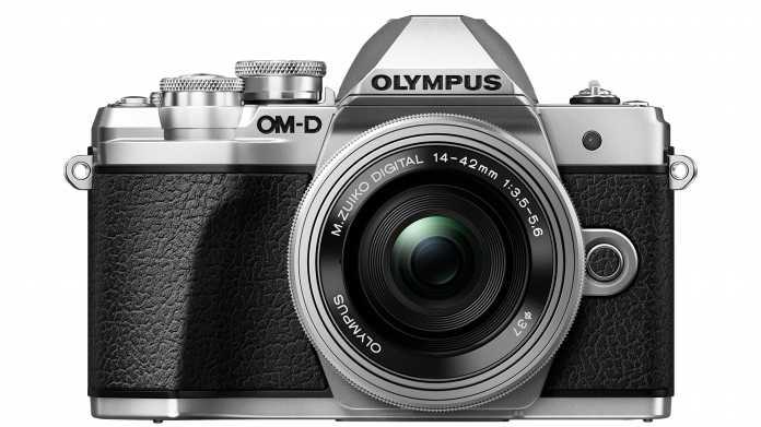 Hands-on: Olympus OM-D E-M10 Mark III