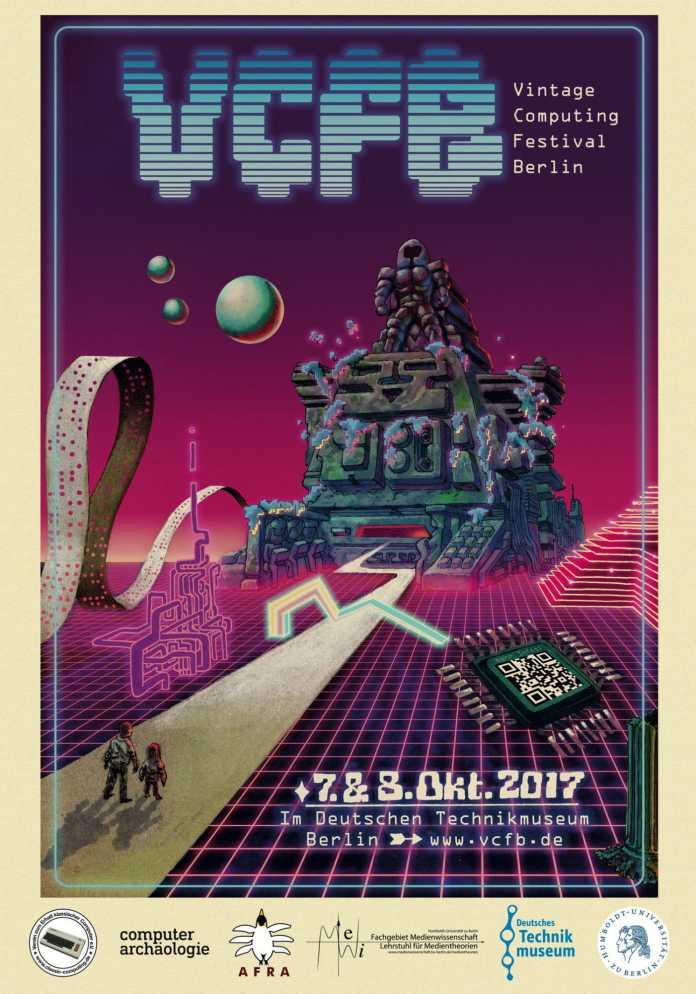 Berliner Vintage Computing Festival im Zeichen der Computerclubs