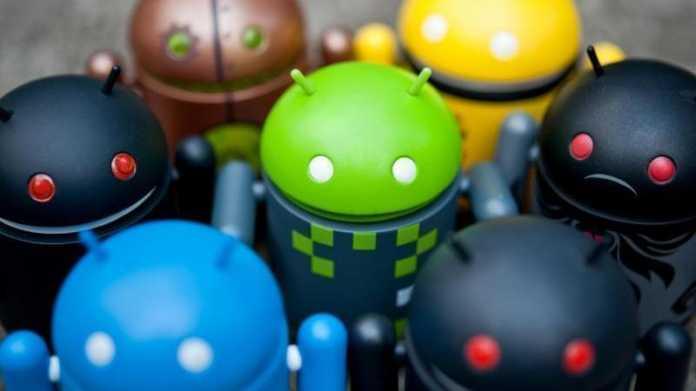 Android-Verteilung: Marhsmellow konstant, Nougat wächst, Oreo fehlt