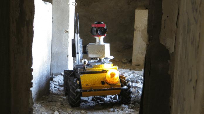ERL Emergency: Bodenroboter bewähren sich an den Ventilen
