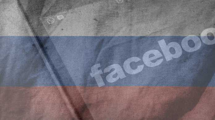 Facebook: Russlands Aufsichtsbehörde droht mit Sperrung ab 2018