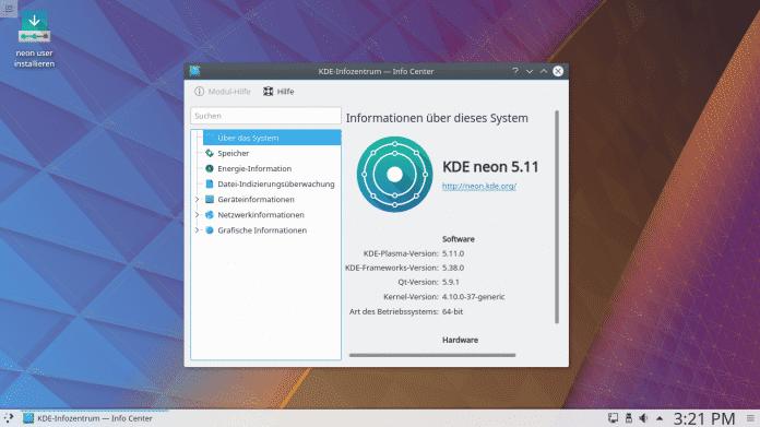 KDE Projekt hat Plasma 5.11 fertiggestellt