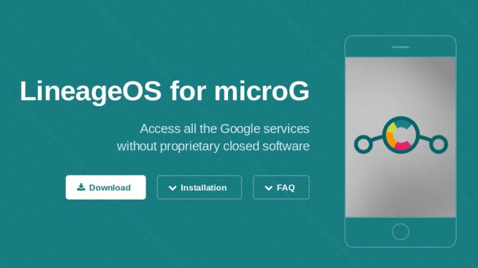 LineageOS-Ableger mit microG vermeidet proprietären Android-Code von Google