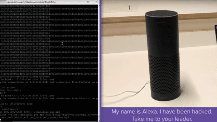 BlueBorne: Bluetooth-Schwachstellen auch in Amazon Echo und Google Home