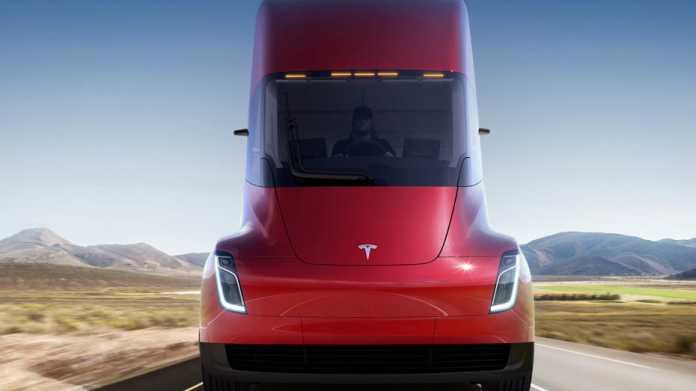 Elektro-Lkw und neuer Roadster von Tesla: Elon Musk zündet nächstes Feuerwerk