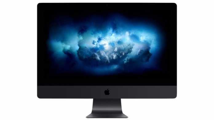 iMac-Pro-Firmware enthält Hinweise auf GPS und SIM-Karte