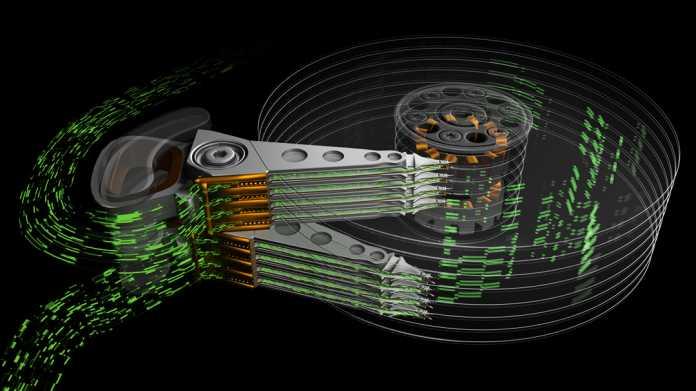 Seagate steigert IOPS-Leistung von Festplatten