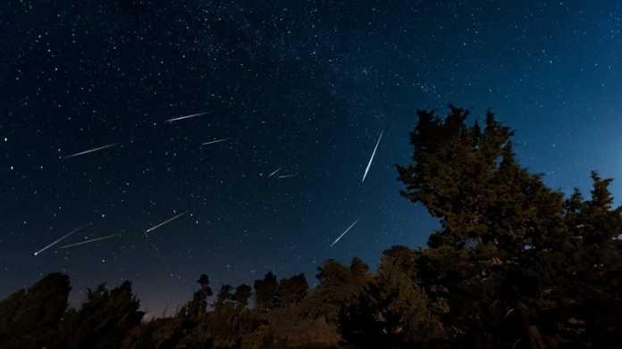 Sternschnuppen Ursiden kommen: Wer sie sehen will, muss Glück haben