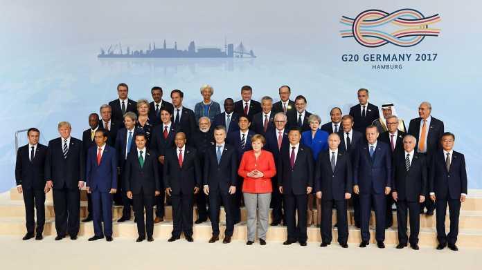 G20-Akkreditierungsentzug: Datenschutzaufsicht sieht rechtswidriges Verhalten der Polizei