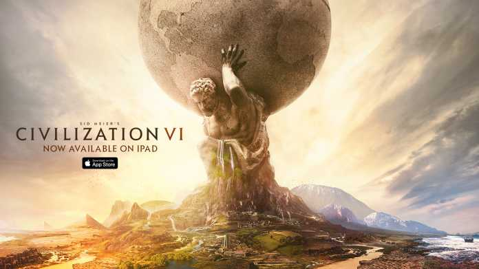 Civilization VI fürs iPad