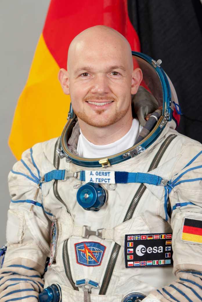 Alexander Gerst wird im Sommer erstmalig eine ISS-Mission leiten.