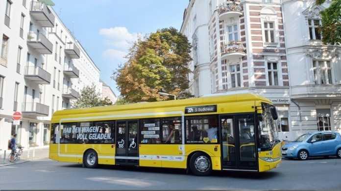 Elektrobusse: Berliner Verkehrsbetriebe haben Probleme mit der Beschaffung