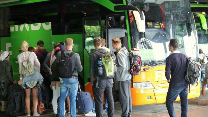 Flixbus testet Gepäckkameras gegen Drogenschmuggel