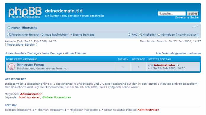 Forum-Software phpBB: Hacker kontrollierten kurzzeitig offizielle Downloadlinks