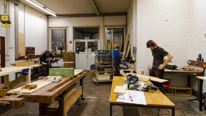 Werkstattberichte: Neuer Makerspace in Heidelberg