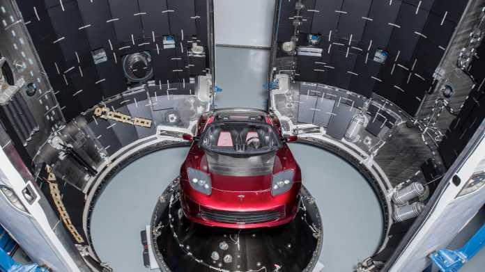 Falcon Heavy: SpaceX vor Start einer der bislang stärksten Raketen