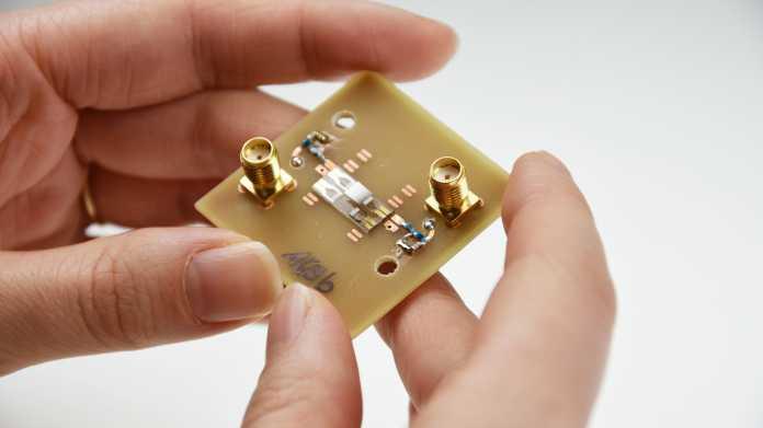 Magnet-Sensor soll einmal Herz- und Hirnströme kontaktlos scannen