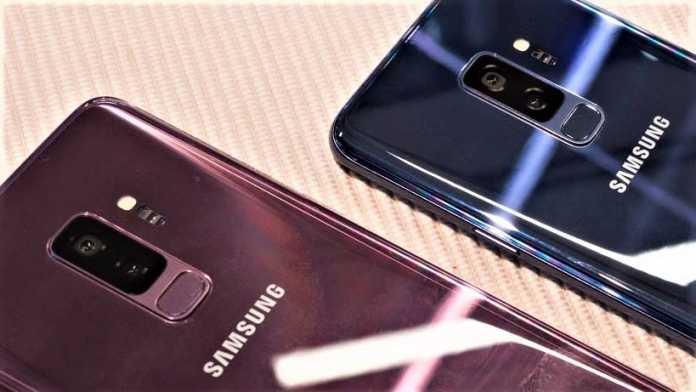 Samsung Galaxy S9: High-End-Smartphone mit variablen Blenden und AR Emojis