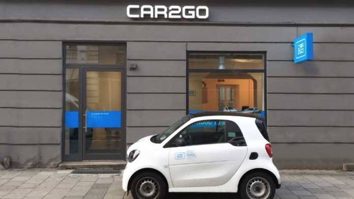 Carsharing: Daimler übernimmt Car2go vollständig
