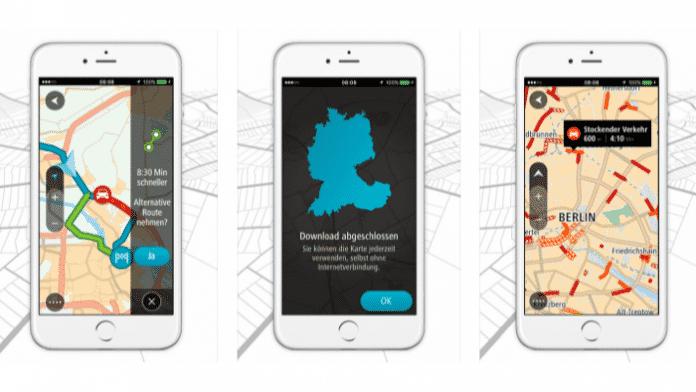 TomTom Go endlich iPhone-X-angepasst