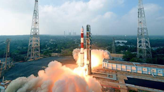 Problem Weltraumschrott: US-Firma startete vier Satelliten ohne die nötige Lizenz