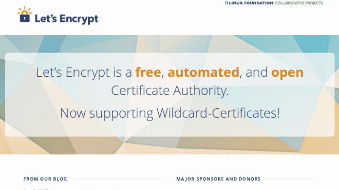 Let's Encrypt stellt ab sofort Wildcard-Zertifikate aus