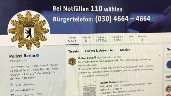 Wie die Polizei mit Social Media und Internet-Streife gegen Hetze im Netz vorgeht
