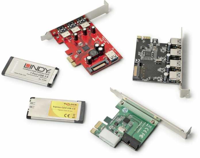 PCIe-USB-3.0-Hostadapter