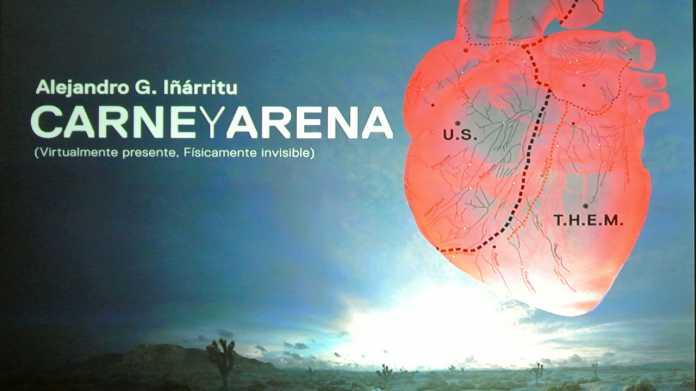 """Oscar-premierte VR-Doku """"Carne y Arena"""" erzählt Flüchtlingsdrama"""