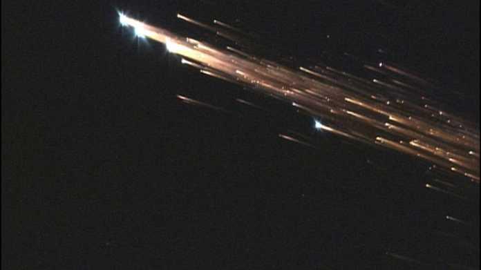 Chinesisches Raumlabor Tiangong-1 stürzt ab: Gefahr durch Trümmer eher gering