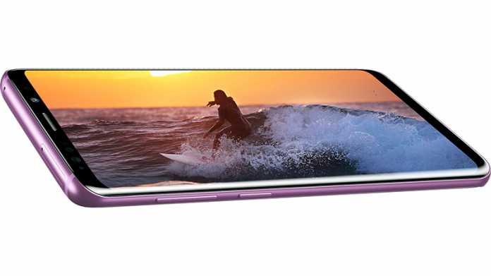 Samsung: Touchscreen-Probleme beim Galaxy S9 und S9 Plus