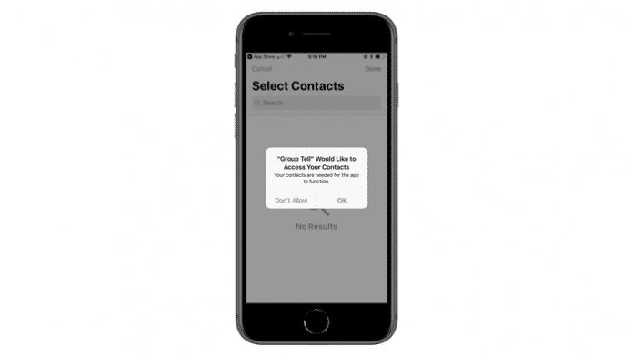 Entwickler warnt vor iOS-Angriffen über Kontakte